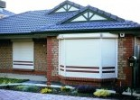 Aluminium Roller Shutters blinds and shutters