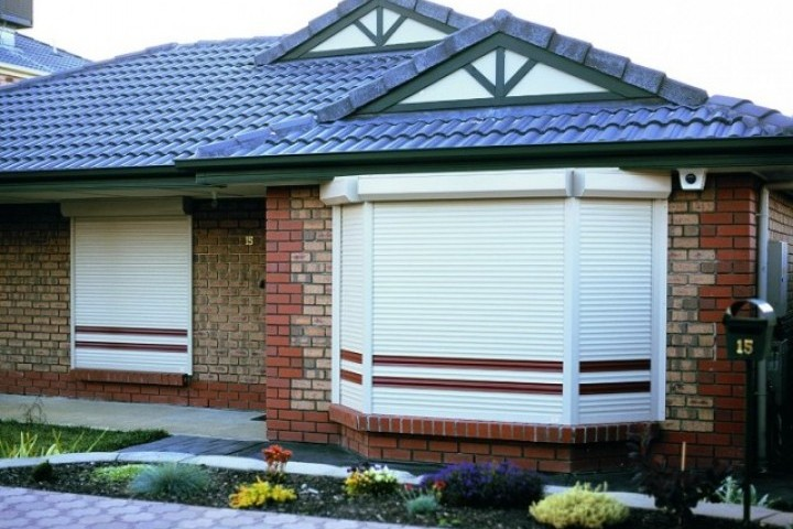 blinds and shutters Aluminium Roller Shutters 720 480
